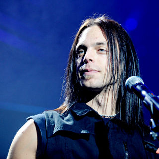 Matt Tuck, Bullet For My Valentine in Bullet For My Valentine performing at Teenage Cancer Trust charity concert
