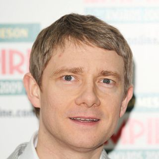 Martin Freeman in Jameson Empire Film Awards - Arrivals