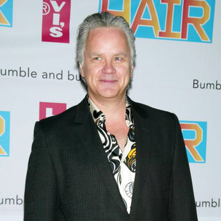 "Tim Robbins in Opening Night of The Broadway Musical ""Hair"" - Arrivals"