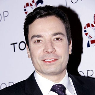 Jimmy Fallon in The Topshop New York Flagship Grand Opening Celebratory Dinner - Arrivals