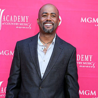 Darius Rucker in 44th Academy of Country Music Awards Arrivals - Arrivals
