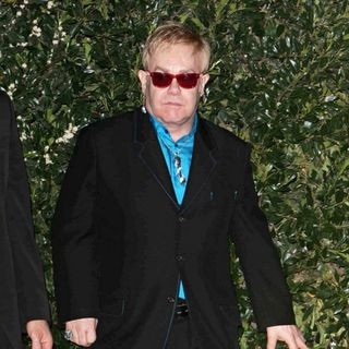Elton John in The GQ Awards - wenn2362354