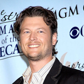 Blake Shelton in 'George Strait: Artist of The Decade All Star Concert' - wenn2364509