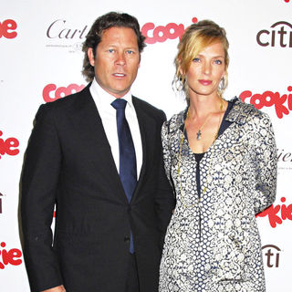Uma Thurman in 3rd Annual Smart Cookie Awards Presented by Cookie Magazine - wenn2380070