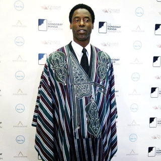Isaiah Washington - Gondobay Manga Foundation Inaugural Gala - Arrivals