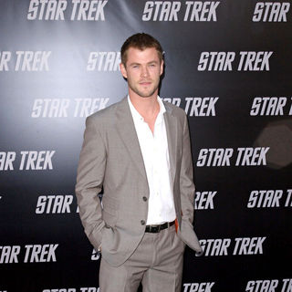 Los Angeles Premiere of 'Star Trek' - Arrivals - wenn2397778