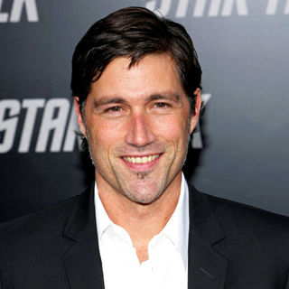 Matthew Fox in Los Angeles Premiere of 'Star Trek' - Arrivals