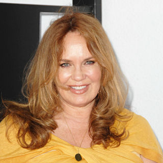 Catherine Bach in Lollipop Theater Network Inaugural Game Day