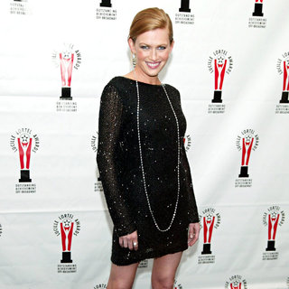 Mireille Enos in The 2009 Lortel Awards Celebrating Off-Broadway