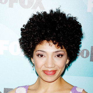 Jasika Nicole in Fox 2009 Programming Presentation Post-Party