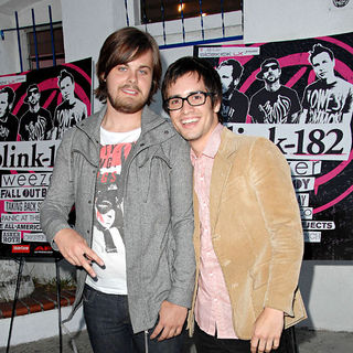 Panic At the Disco - Blink-182 Tour Launch
