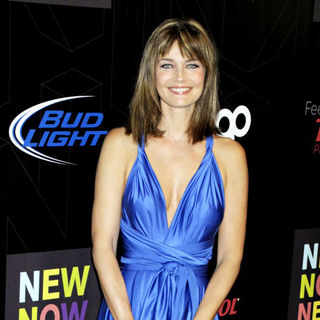 Paulina Porizkova in 2nd Annual Logo NewNowNext Awards