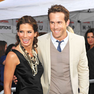 Sandra Bullock, Ryan Reynolds in World Premiere of 'The Proposal'