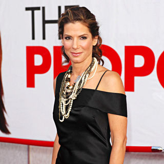 Sandra Bullock in World Premiere of 'The Proposal'