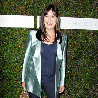 Anjelica Huston in Eco garden picnic and screening of 'Home'