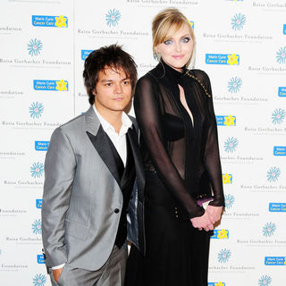 Jamie Cullum, Sophie Dahl in Raisa Gorbachev Foundation Fourth Annual Fundraising Gala Dinner