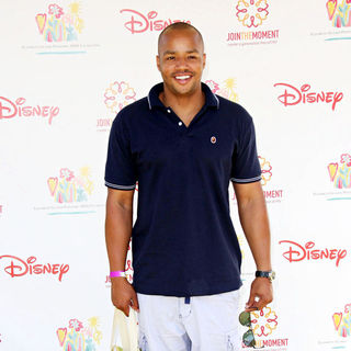 Donald Faison in Elizabeth Glaser Pediatric AIDS Foundation 20th Annual 'A Time For Heroes' Celebrity Carnival