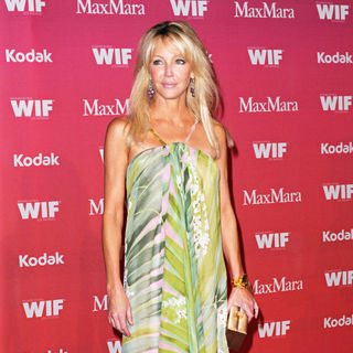Heather Locklear in The Women in Film Crystal and Lucy Awards 2009 - Arrivals