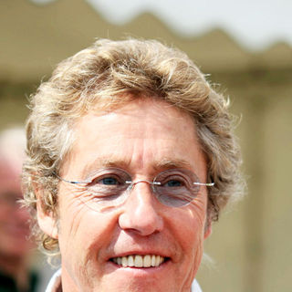 Roger Daltrey in Charity cricket match between Harry Judd's XI and Bunbury Cricket Club