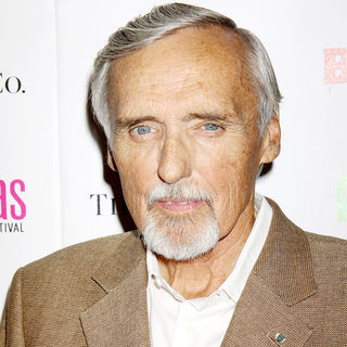 Dennis Hopper in CineVegas Film Festival - awards reception