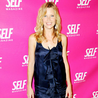 Sarah Jane Morris in Self Magazine Celebrates the July 2009 L.A. Issue