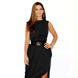 Sandra Bullock in A photocall for the movie 'The Proposal'
