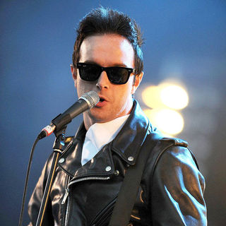 Glasvegas Performing at The 2009 Glastonbury Festival - Day 3 - wenn2479588