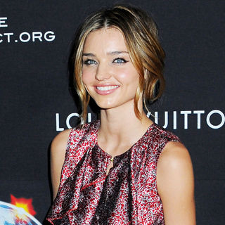 Miranda Kerr in Louis Vuitton Celebrates The 40th Anniversary of The Lunar Landing