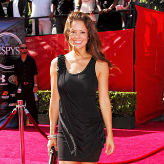 Brooke Burke in The 2009 ESPY Awards - Arrivals