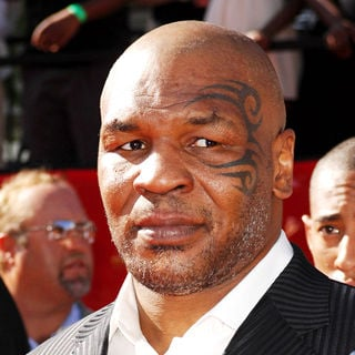 Mike Tyson in The 2009 ESPY Awards - Arrivals