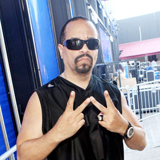 Ice-T in The 2009 Rock The Bells Concert Presented by Guerilla Union in Association with Budweiser