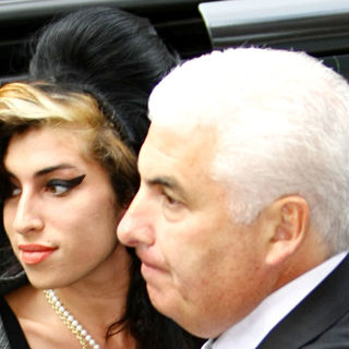 Amy Winehouse - Amy Winehouse Arriving at City of Westminster Magistrates Court to Face Charges of Assault