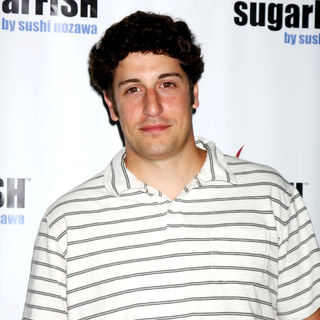 Jason Biggs in The Grand Opening of The New SugarFish Sushi Restaurant