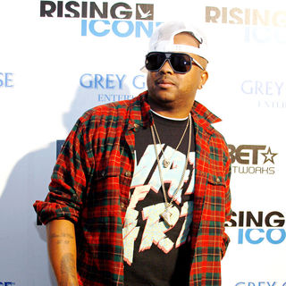 The-Dream in Media Launch of BET's Rising Icons