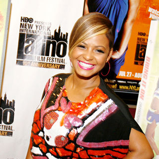 "Christina Milian in Premiere of ""Bring It On: Fight To The Finish"""