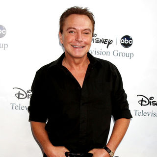 David Cassidy in Disney's ABC Television Group Summer Press Tour Party - Arrivals
