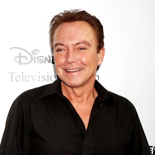 David Cassidy in Disney's ABC Television Group summer press tour party - Arrivals - wenn2533917