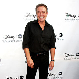 David Cassidy in Disney's ABC Television Group Summer PressTour Party - Arrivals
