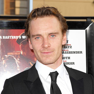Michael Fassbender in Los Angeles Premiere of Inglourious Basterds - Arrivals
