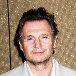 Liam Neeson in Premiere of 'Five Minutes of Heaven'