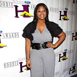 Jazmine Sullivan in 7th Annual Hoodie Awards 2009