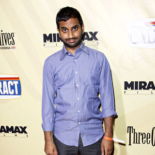 Aziz Ansari in The Premiere of 'Extract' - Arrivals