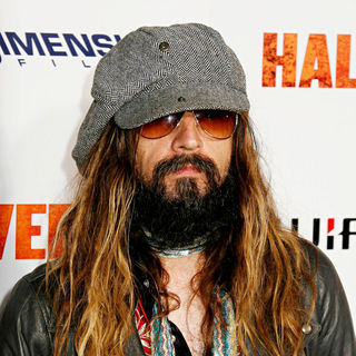Rob Zombie in Los Angeles Premiere of 'H2: Halloween 2' - Arrivals