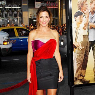 Sandra Bullock in Los Angeles Premiere of 'All About Steve'