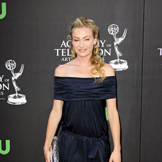 Portia de Rossi in The 36th Annual Daytime Emmy Awards