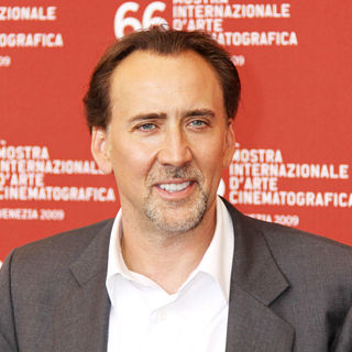 Nicolas Cage in Venice Film Festival 2009 - 'Bad Lieutenant: Port of Call New Orleans' Photocall