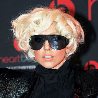 Lady GaGa - In-store appearance at HMV Oxford Street
