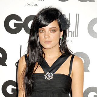 Lily Allen in GQ Men Of The Year Awards - Inside Arrivals - wenn2565355