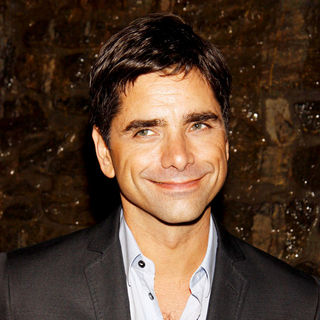 John Stamos in The Fame-Wall World Premiere Launch Party