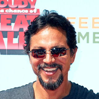 Benjamin Bratt in Premiere of 'Cloudy with a Chance of Meatballs' - Arrivals